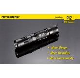 Светодиодный фонарь Nitecore P12, 1000 ANSI люмен, 1x18650/2xCR123