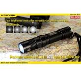 Светодиодный фонарь Nitecore EC20 960 ANSI люмен, 1x18650, 2xCR123
