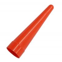 Рассеивающий колпачок красный для фонаря Nitecore NTW34