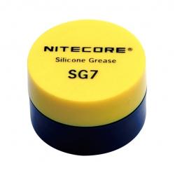 Силиконовая смазка для резьбы фонарей Nitecore SG7