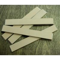 Алюминиевый бланк для точилок Apex (158*20*3 мм) с кожей (3 мм)